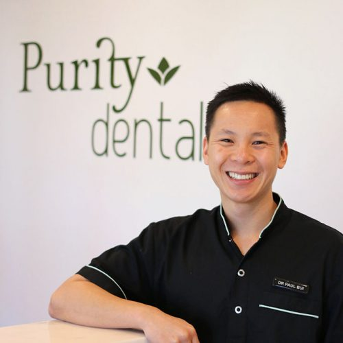 Dr Paul Bui Dentist at Purity Dental Mulgrave Vic