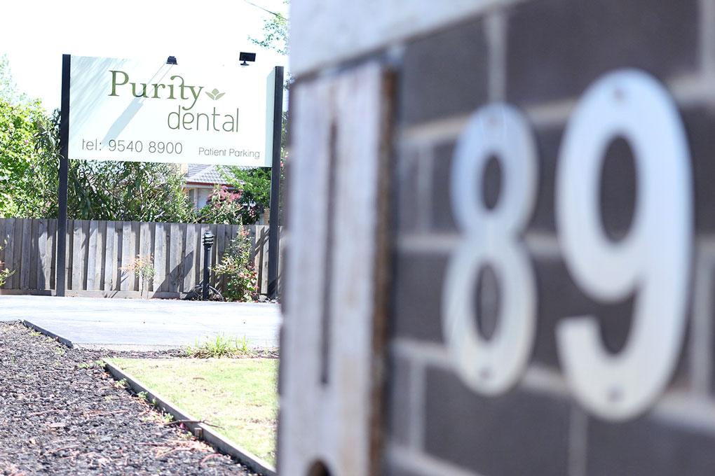 Purity Dental at Mulgrave Vic