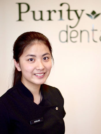 Dental Assitant Ashlee Purity Dental Mulgrave