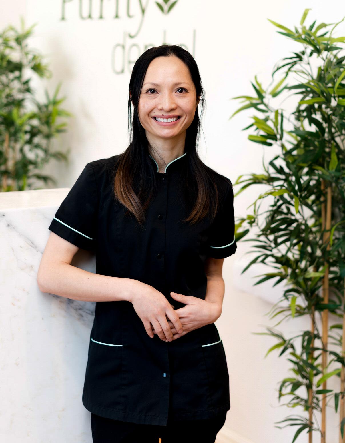 Dr Kristy Te